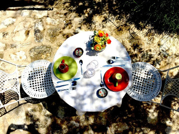 Homemade breakfasts with typical Apulian products B&B Shanti